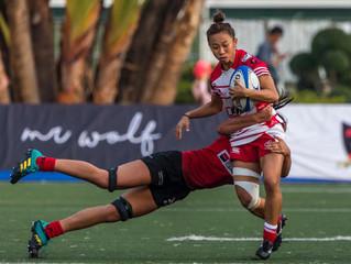 「畢馬威女子欖球超級聯賽」 KPMG Women's Premiership 華利Valley挫雞糊Gai Wu  聯賽寶座一步之遙