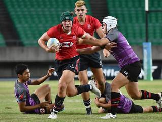 「亞洲19歲以下男子十五人欖球錦標賽2019」香港首戰挫新加坡