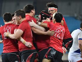 「亞洲19歲以下男子十五人欖球錦標賽2019」 香港後來居上反勝韓國奪標