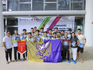Panasonic 香港大專體育協會 男子水球錦標賽2018-19 中大蟬聯大專王座