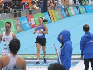BMW i Runners黃芷銦蟬聯 馬拉松女子組本地第一 尹焯熙再奪馬拉松男子組本地第三
