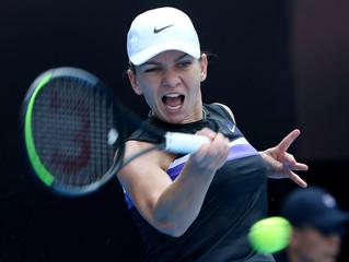 女單首輪比賽哈勒普(Simona HALEP)僅丟兩局橫掃過關  烏克蘭新星雅斯特雷姆斯卡(Dayana YASTREMSKA)完勝前冠軍