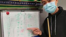 香港桌球代表傅家俊堅持不懈精神   靠訓練維持頂尖狀態練習賽打出桌球生涯最快單桿147及最高148分   疫情期間推出網上兒童桌球課程 鼓勵新一代以桌球培養品德及解難能力