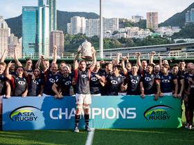 港隊遠征庫克群島出戰「世界盃2019」次輪外圍賽  Rugby World Cup Qualification 2019 PlayOff