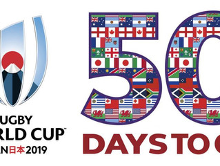 Japan set for historic Rugby World Cup with 50 days to go
