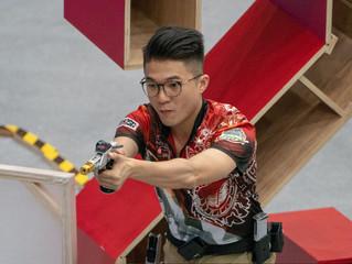 第一屆IPSC氣槍射擊世界錦標賽 IPSC Action Air World Shooting Championship 2018 – Hong Kong  首兩日賽事 成功吸引共超過2000名觀眾入