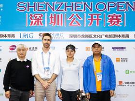 2020深圳公開賽2020 Shenzhen Open 單打簽表出爐 正賽於明日正式開打