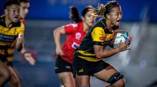 「2020-21畢馬威女子欖球超級聯賽」2020-21 KPMG Women's Premiership   猛虎終止華利15連勝紀錄