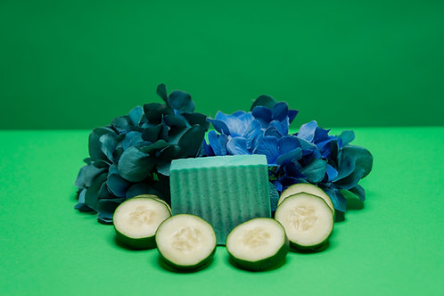Cucumber Melon Bath Bar