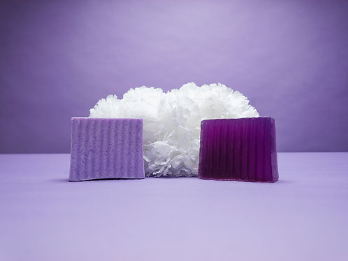 Lavender Bath Bar