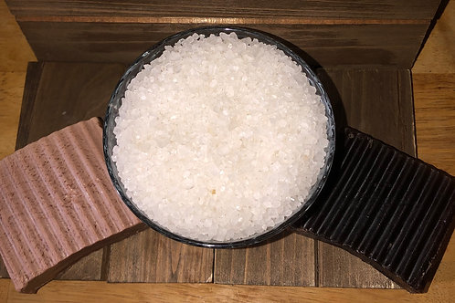 Coconut Vanilla Bath Salt
