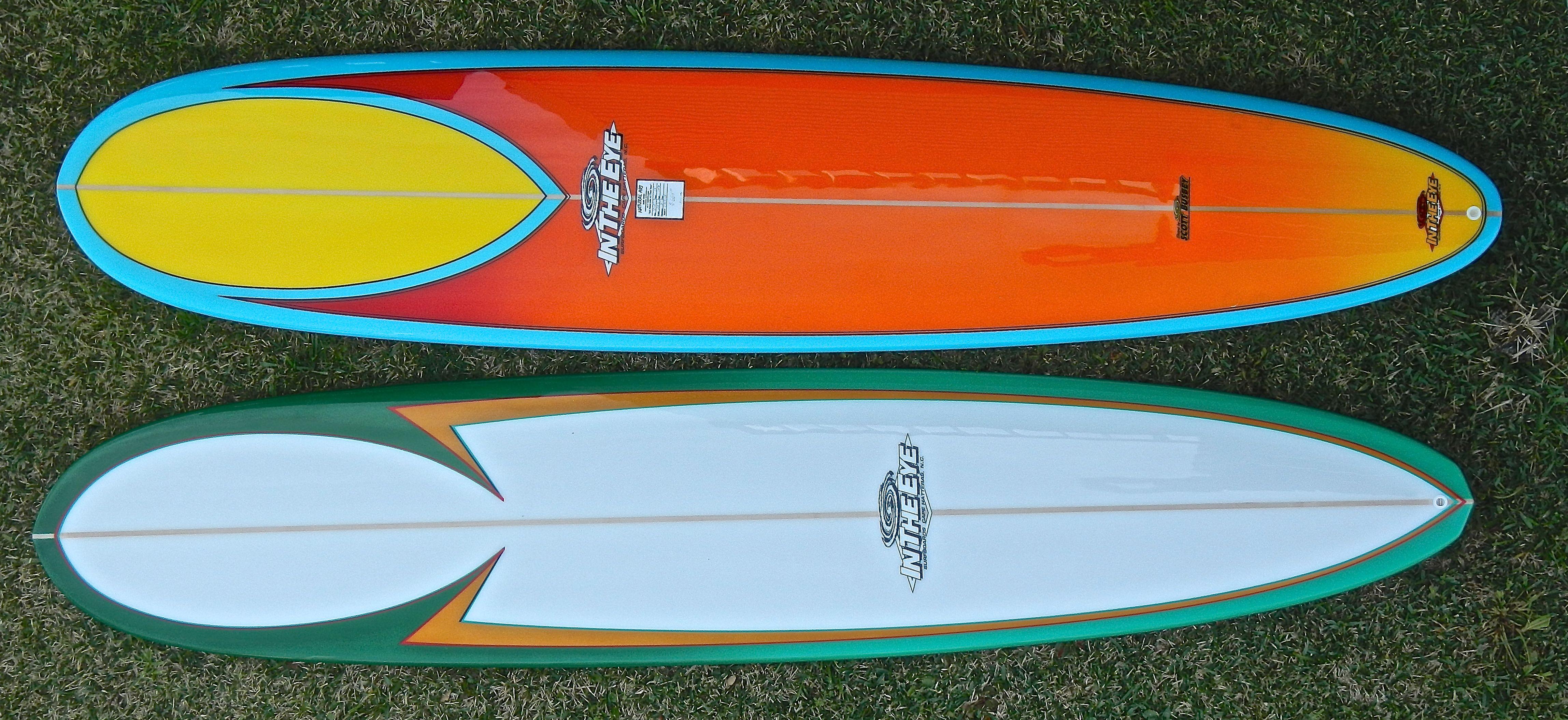 modern longboards