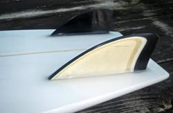 Custom made fins