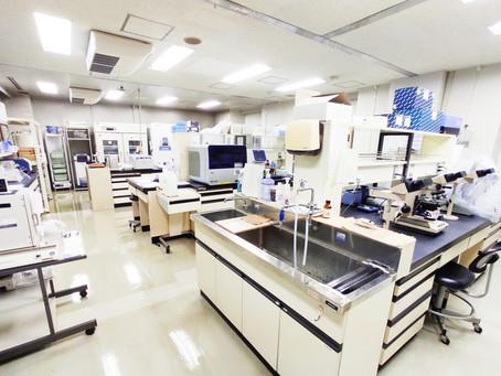 眼科研究室の研究機器を更新しました