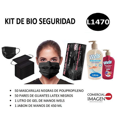 KIT DE BIO SEGURIDAD No.3