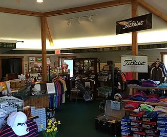 Pro Shop at Hunter Golf Club