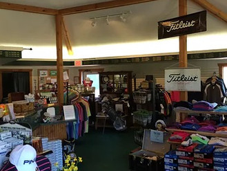 Pro Shop is open