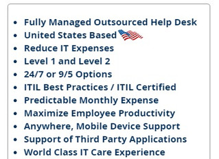 Affordable IT Helpdesk for Small Business