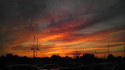 CT sunset