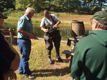 Advanced Trapper Training