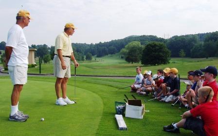 Summer Golf Camp - Hunter Golf Club