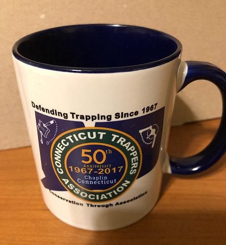 CTA 50th Anniversary Coffee Mug