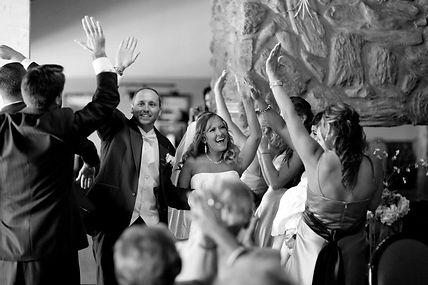 Wedding DJ Akron Grand Entrance