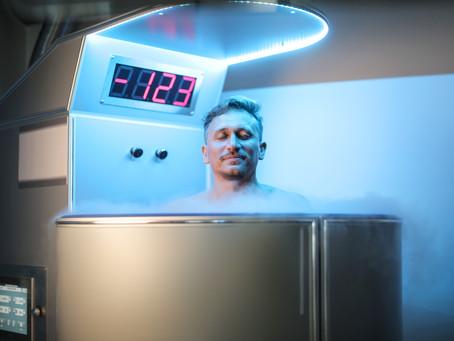 La cryothérapie : explications générales des effets pour la santé et le sport