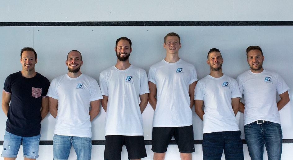 Reactyv8 - Equipe coach
