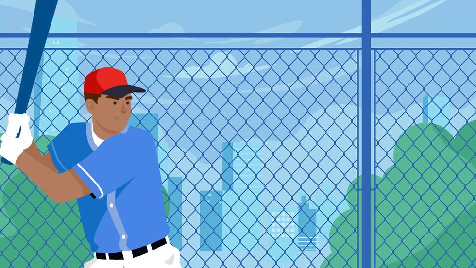 Pando baseball explainer video.