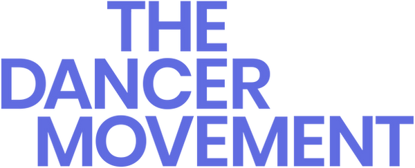 The Dancer Movement words in  Purple writing