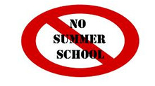 Summer School…Why I'm Against It