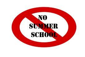 Summer School…Why I'm Against It