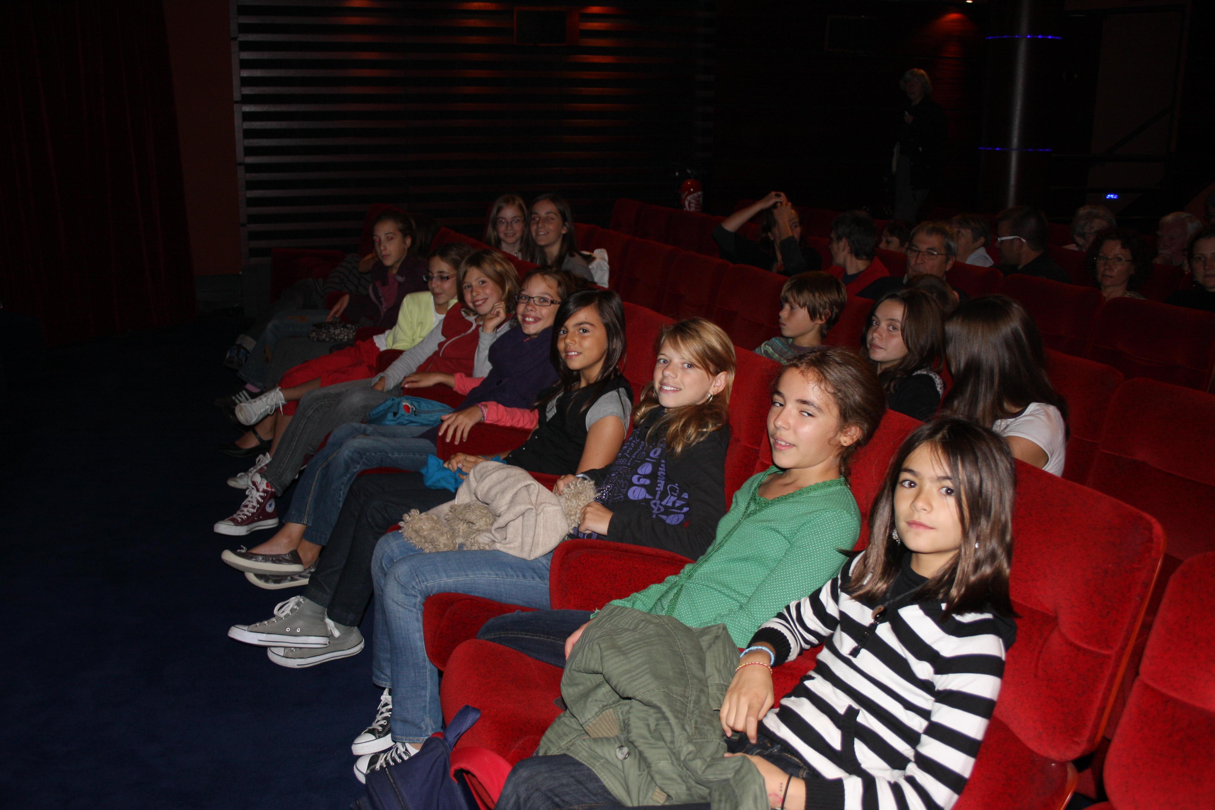 Projection du film Impression Opéra au C