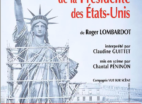 """La Cie Vue sur scène s'envole vers Boston avec Claudine Guittet et le """"Discours d'inves"""