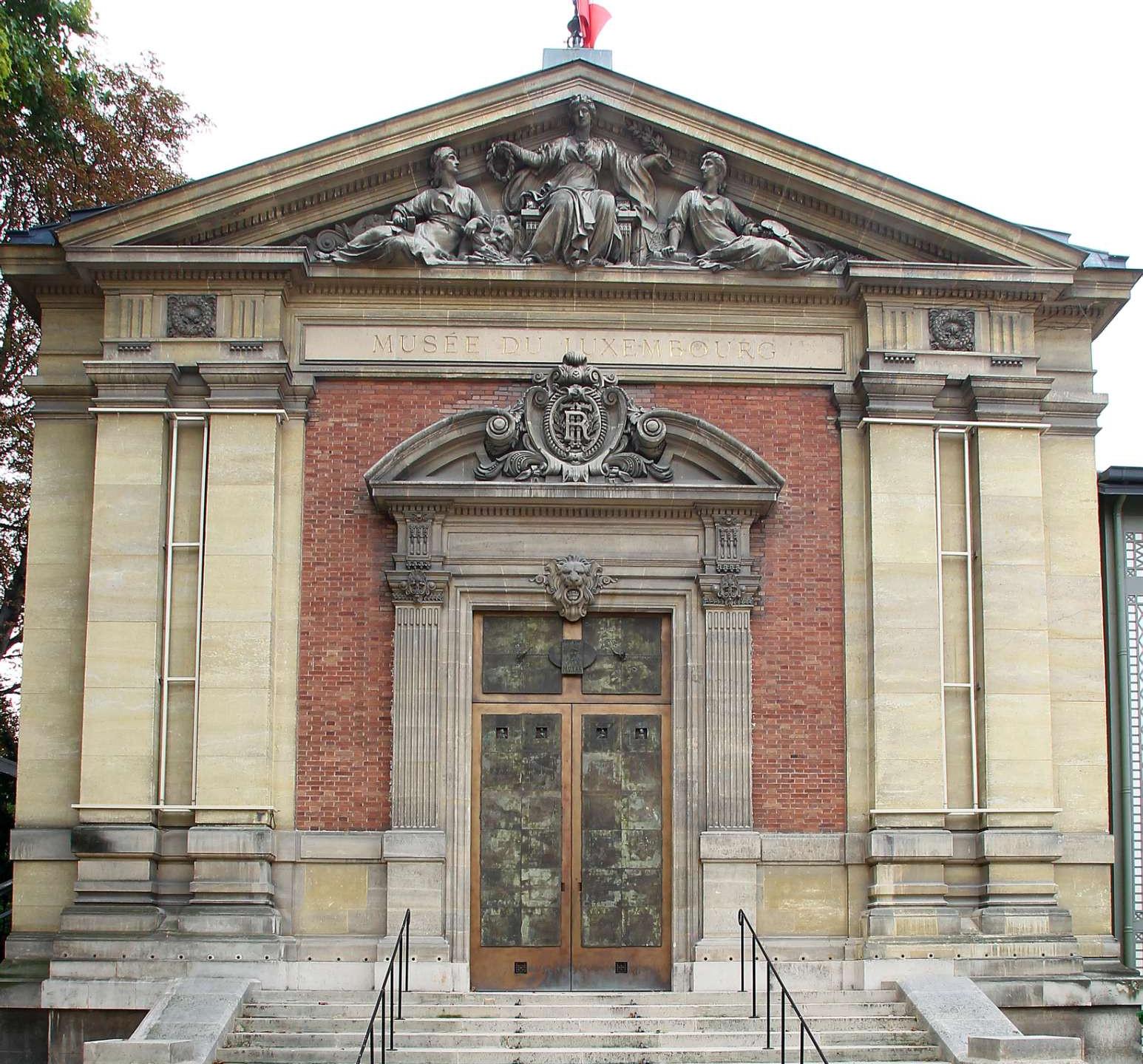 Le musée du Luxembourg en 2011