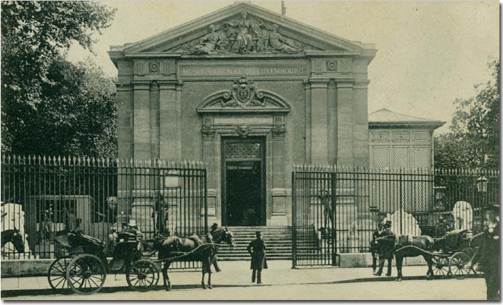 Le Musée du Luxembourg au 19e siècle