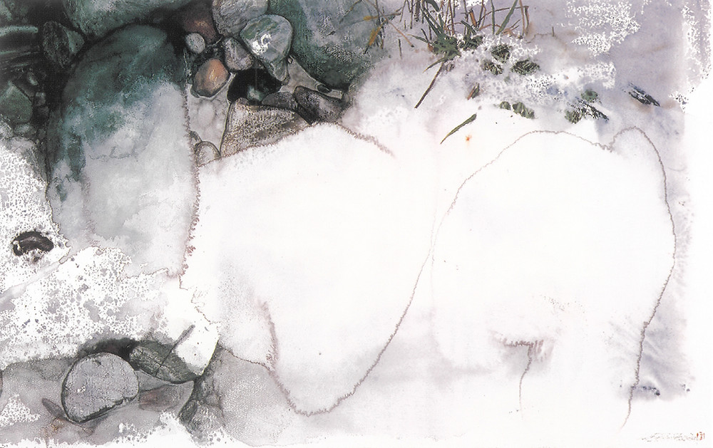 Illustration Lin Shun-Shiung (Taiwan, 1948)