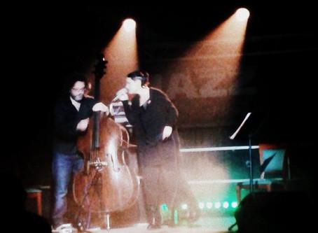 Vendredi calisto-235 assistait au lancement du Festival Jazz à toute heure à Bonnelles