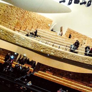 Un concert à La Philharmonie