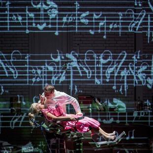 Bells are ringing au Théâtre de Saint Quentin en Yvelines (scène nationale)… calisto-235 propose une
