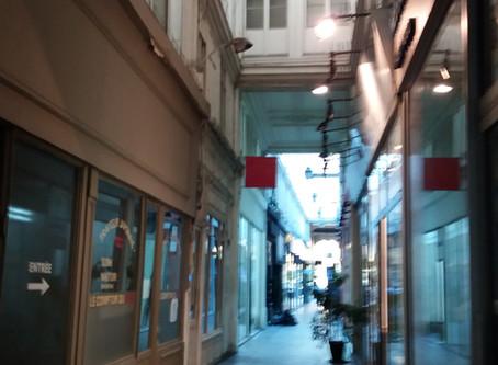 Passages insolites de la rive droite (1) / entre rue Saint Denis et bd Sébastopol...