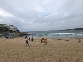 Bondi Beach, Sydney–January 19, 2020