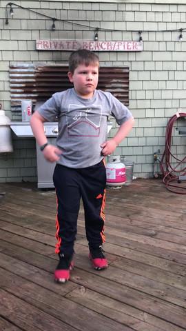 Round Off and Cartwheel