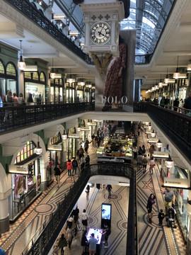 Queen Victoria Market, Sydney– January 12, 2020