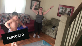 Exercise Program with Sister