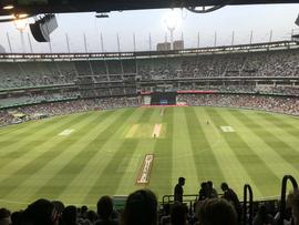 Melbourne Cricket Ground– January 4, 2020