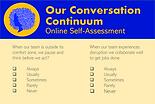 Conversation Continuum Team Assessment -