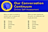 Conversation Continuum Team Assessment -