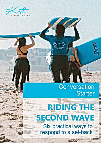 Discussion Paper - Riding the Second Wav